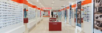 Centro ottico guidoreni negozi di bologna bazzano for Negozi arredamento reggio emilia